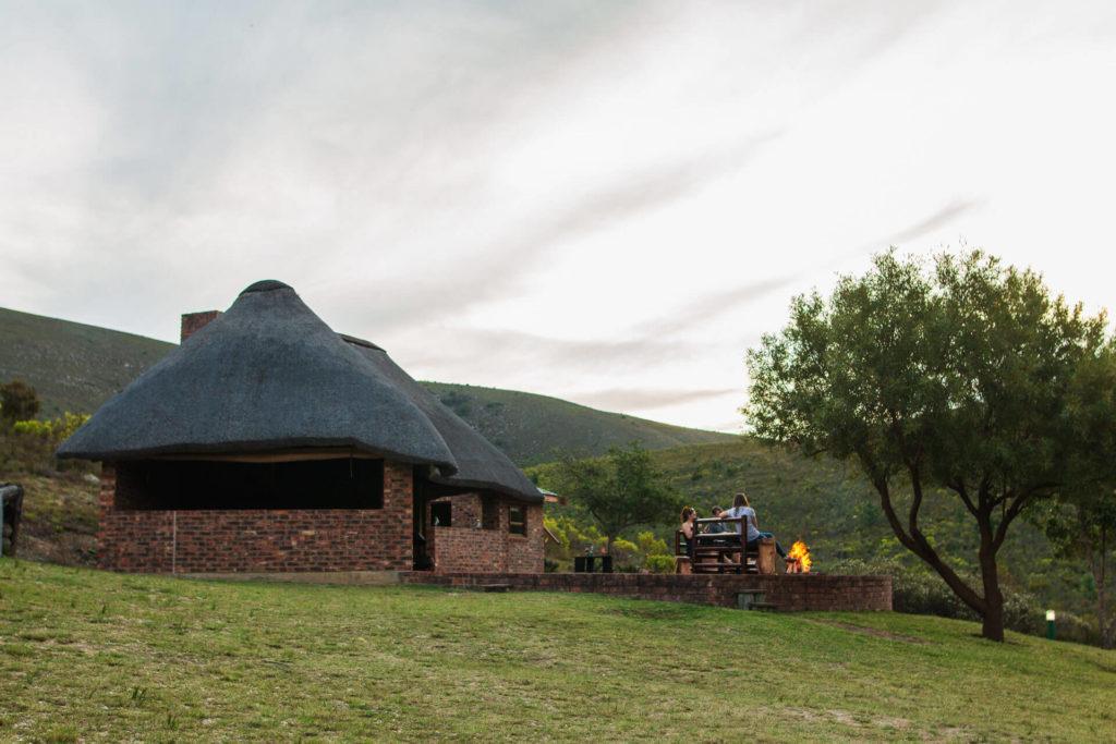 Side view of Mbabala Lapa