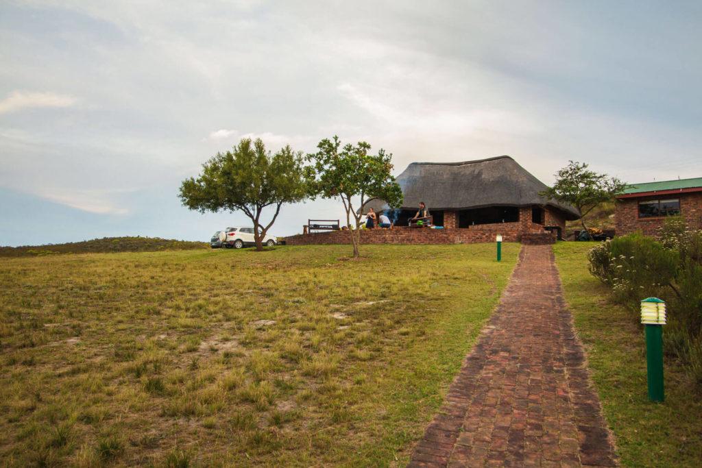 Entrance to Mbabala Lapa